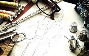 fashion-design--the-working-tools-of-a-couturière--grunge-noi